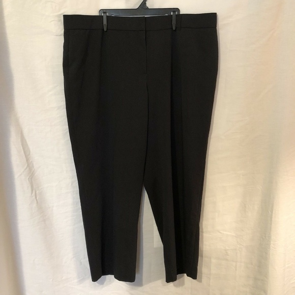 Cato Pants | Plus Size 24w Dress Black | Poshmark